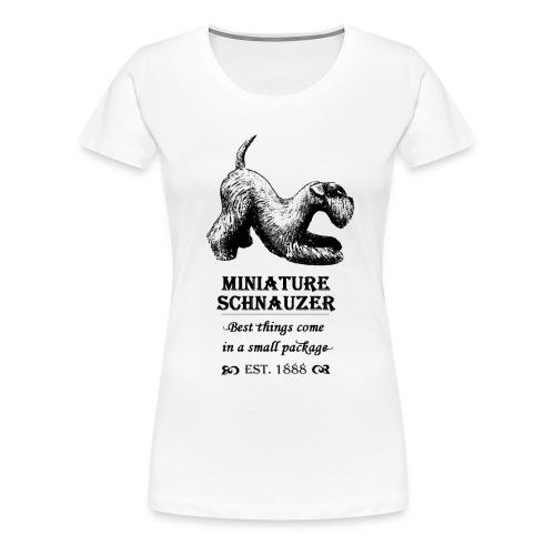 käppänä vintage pysty - Naisten premium t-paita