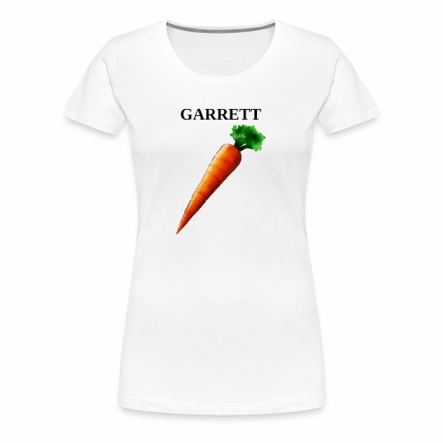 CARROT - Women's Premium T-Shirt