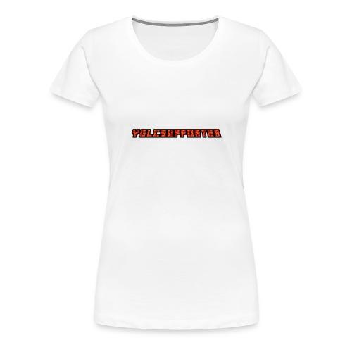 Yglcsupporter Phone Case - Women's Premium T-Shirt