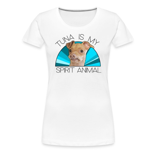 tunablues 2 - Women's Premium T-Shirt