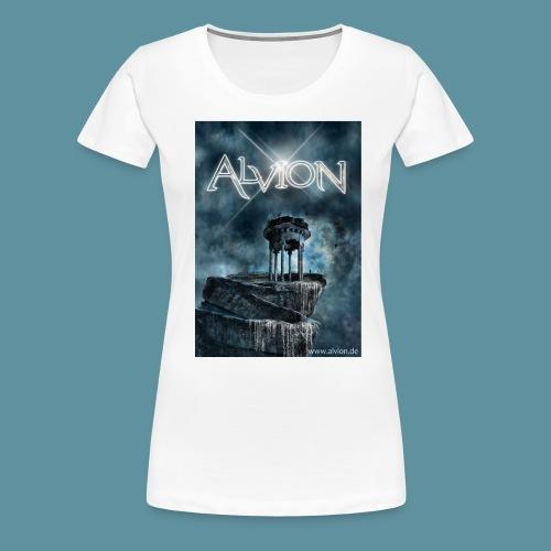 AlvionProphezeiung jpg - Frauen Premium T-Shirt
