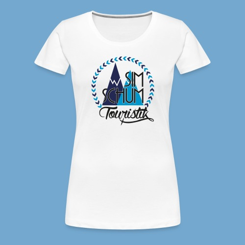 SimSchum2 final - Frauen Premium T-Shirt
