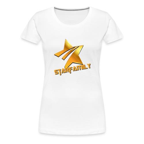 starfamily - T-shirt Premium Femme