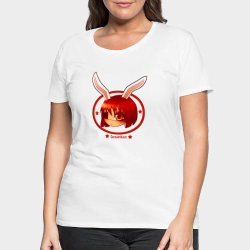 Geneworld - Bunny girl pirate - T-shirt Premium Femme