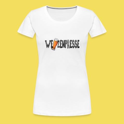 Weizenpresse - Frauen Premium T-Shirt