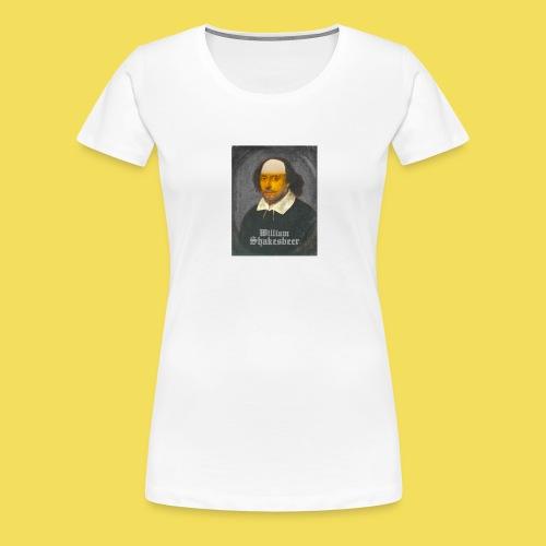 Shakesbeer - Frauen Premium T-Shirt