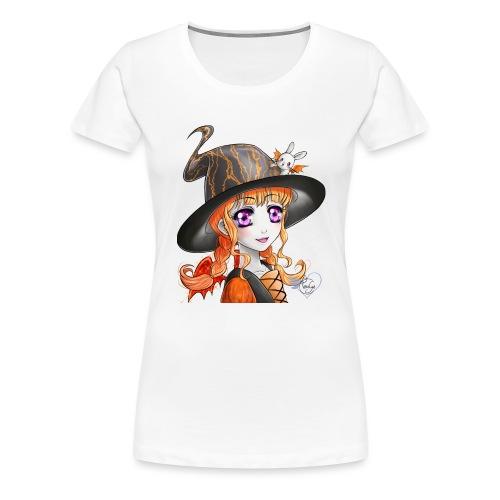 Miss Halloween - T-shirt Premium Femme