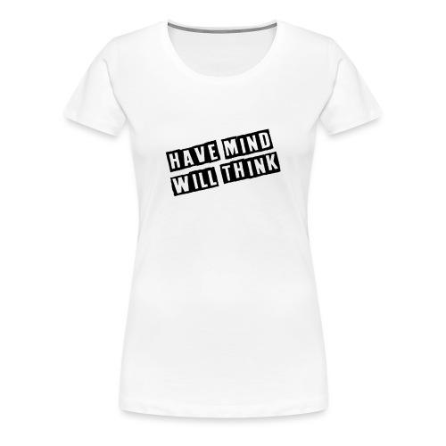 Tee Tree HMWT - Women's Premium T-Shirt