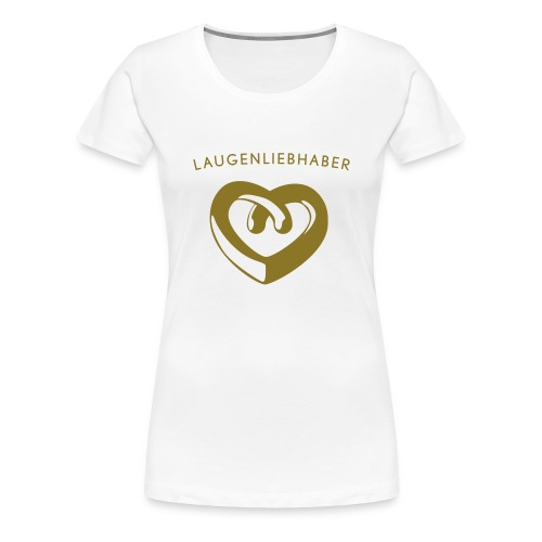 laugenliebhaber - Frauen Premium T-Shirt