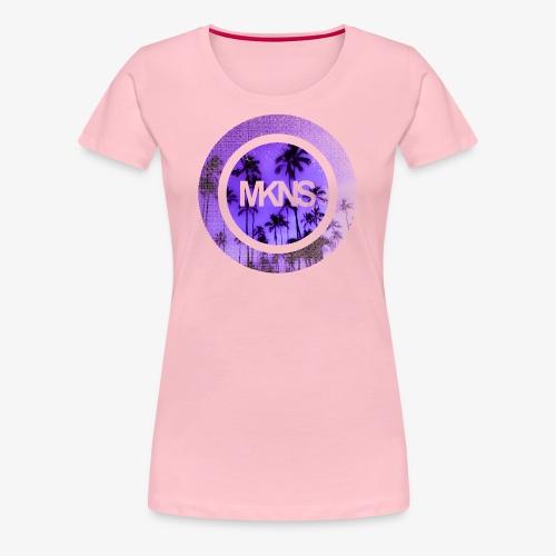 MKNS0007 - Frauen Premium T-Shirt