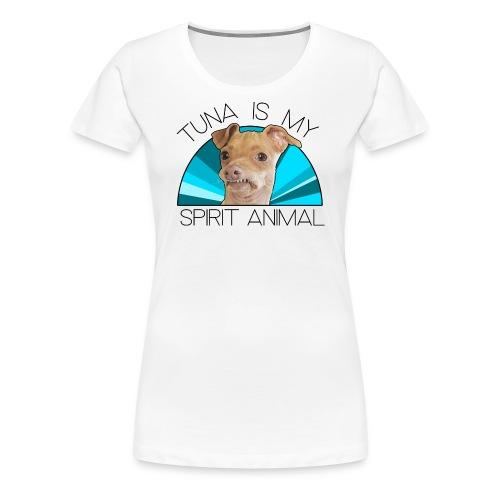 tunablues 2 - Women's Premium T-Shirt