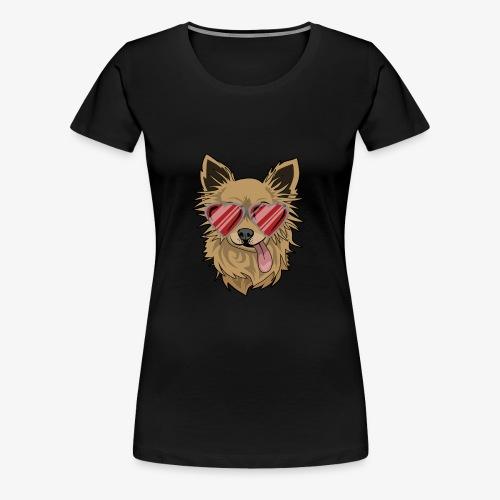 Cool Engla - Premium-T-shirt dam