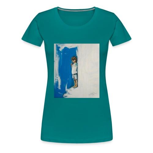 THE CHOICE - Koszulka damska Premium