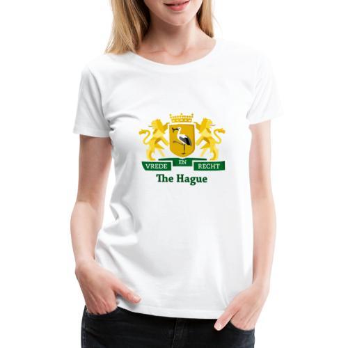 THE HAGUE - T-shirt Premium Femme