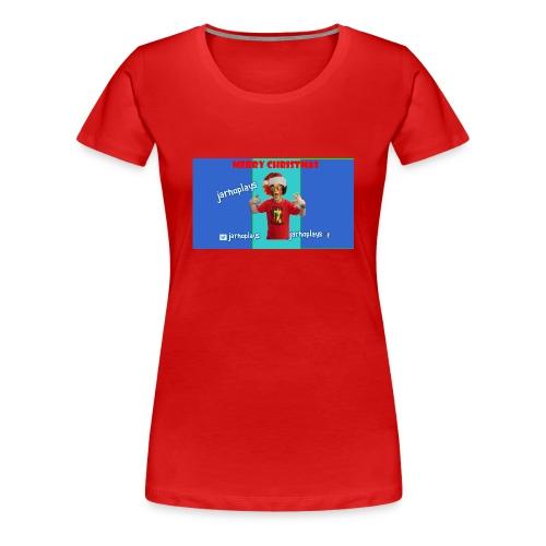 jarnoplays - Women's Premium T-Shirt