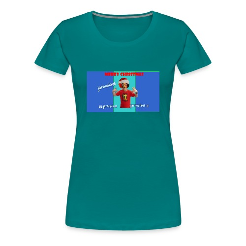 jarnoplays - Women's Premium T-Shirt