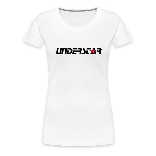 understar - Women's Premium T-Shirt