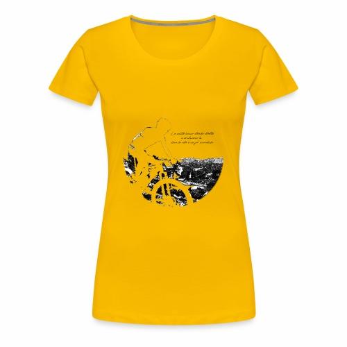 La vita incredula - Maglietta Premium da donna
