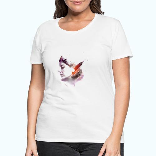 urbane - Women's Premium T-Shirt