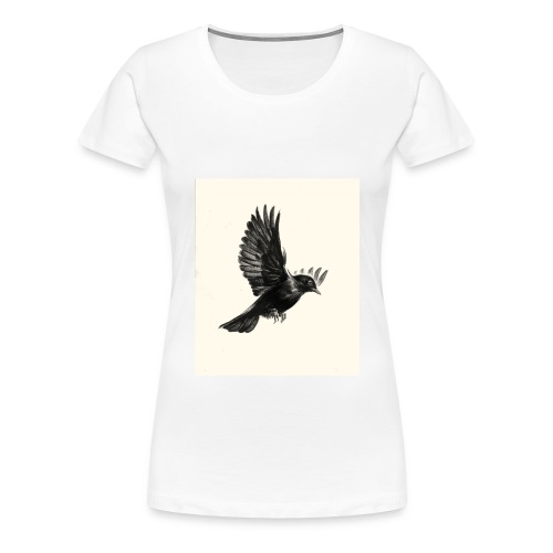 Blackbird - Frauen Premium T-Shirt