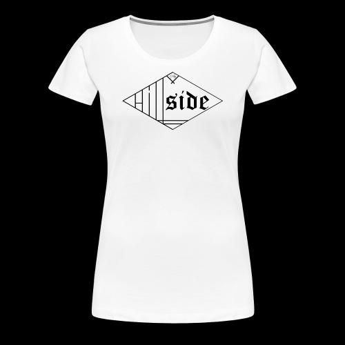 Hillside - Frauen Premium T-Shirt
