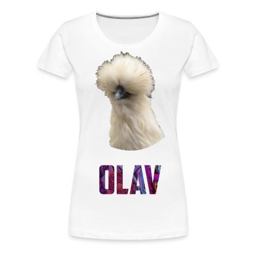 Olav 2 - Premium T-skjorte for kvinner