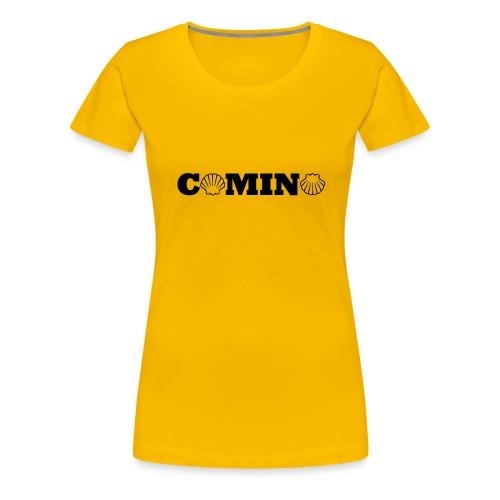 Camino - Dame premium T-shirt