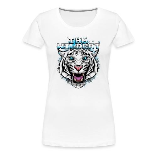 Wildcat TShirt - Women's Premium T-Shirt
