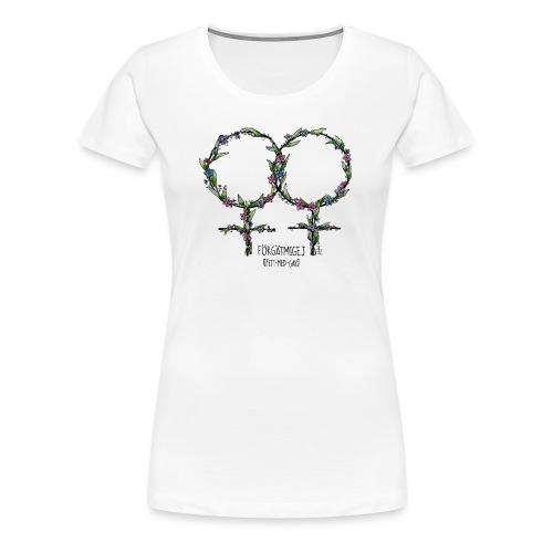 Fettmedgay - Women's Premium T-Shirt