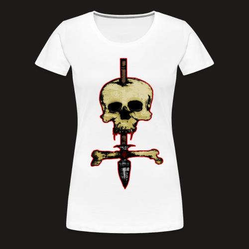 Red Dead Dread - Frauen Premium T-Shirt