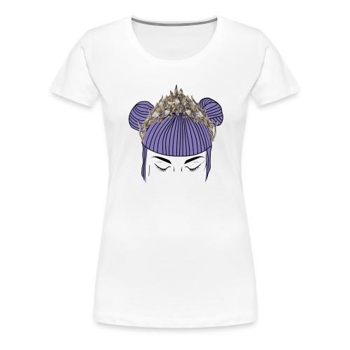 Queen girl - Camiseta premium mujer