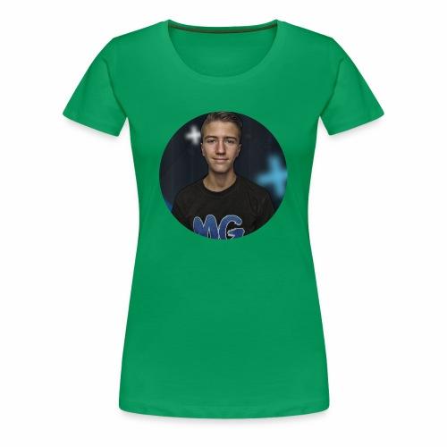 Design blala - Vrouwen Premium T-shirt