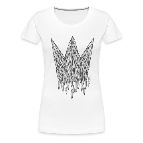 Couronne Arnobody - T-shirt Premium Femme