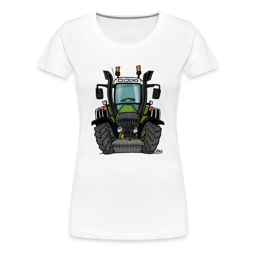 0062 F - Vrouwen Premium T-shirt