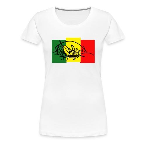IKON - T-shirt Premium Femme