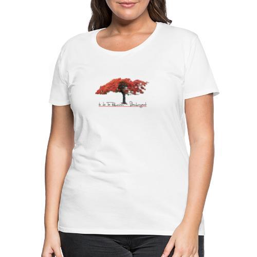 Flamboyant - T-shirt Premium Femme