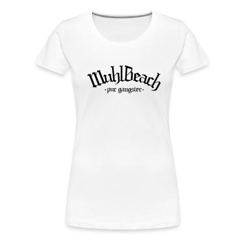 Muhlbeach - T-shirt Premium Femme