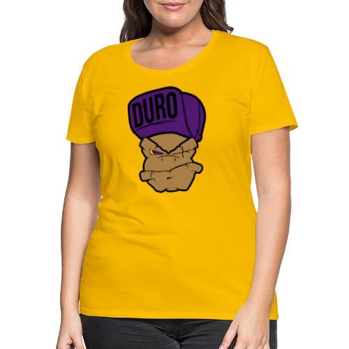 Duro Mono - Camiseta premium mujer