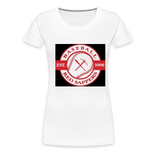logo schwarz - Women's Premium T-Shirt