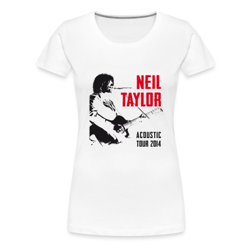 Tour 2014 black - Women's Premium T-Shirt