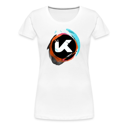 Kosen-Peinture-1 - Women's Premium T-Shirt