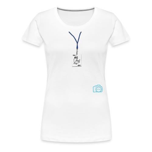 DickButt - Women's Premium T-Shirt