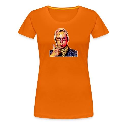 Madam2 - Women's Premium T-Shirt