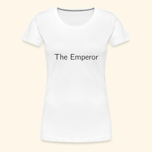 The Minimalist Tarot -The Major Arcana Series - Vrouwen Premium T-shirt