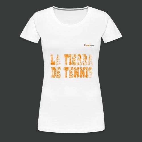 TENNIS ACADEMY VANESSA PARK - Camiseta premium mujer