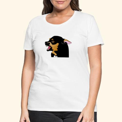 Chihuahua - Frauen Premium T-Shirt