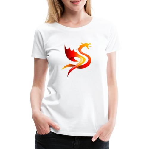 Nous tuons des dragons - T-shirt Premium Femme