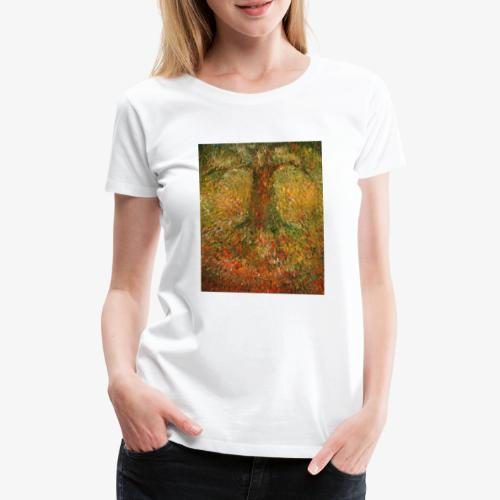 Invisible Tree - Koszulka damska Premium