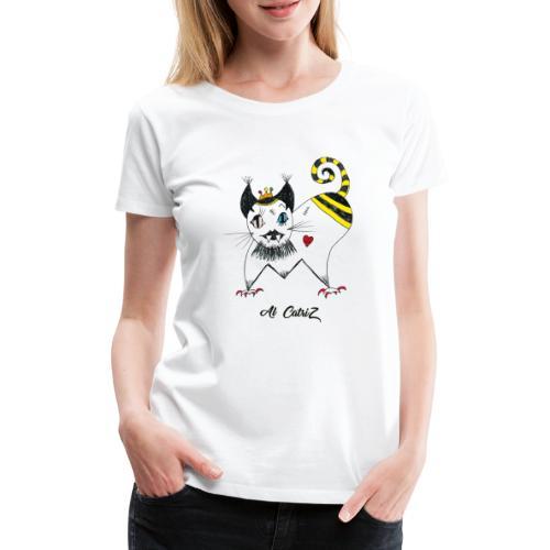 Al Catriz - T-shirt Premium Femme