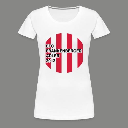 EFC Trikot-Style - Frauen Premium T-Shirt